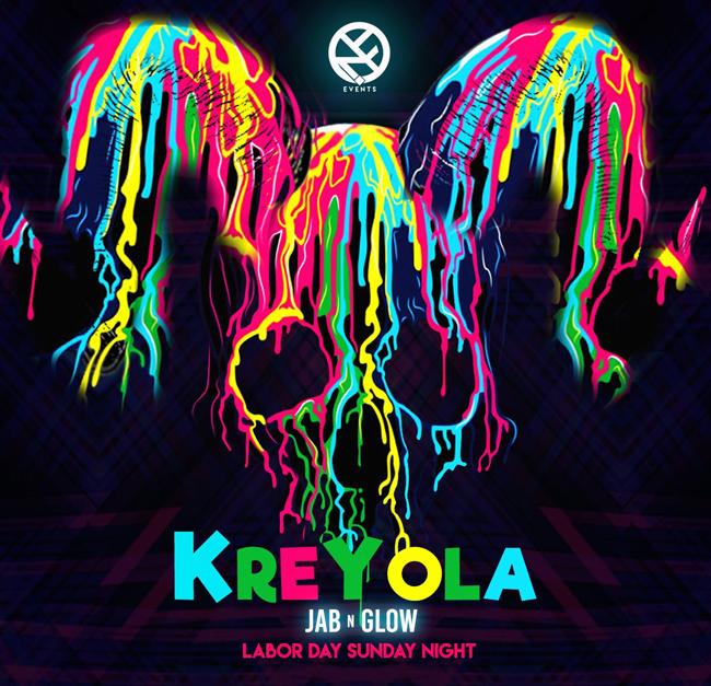 Kreyola 2019 - Jab & Glow