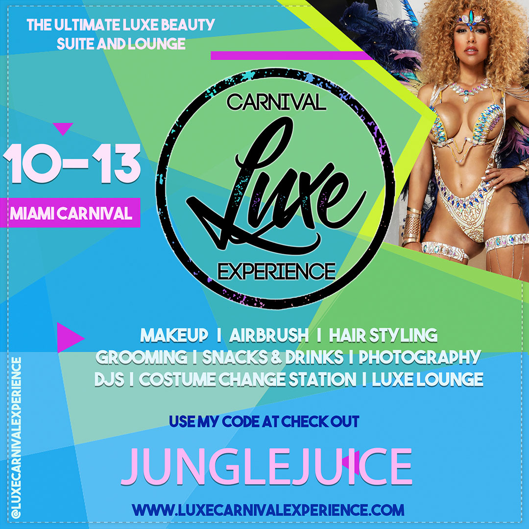 The Luxe Carnival Experience - Miami Carnival Glam