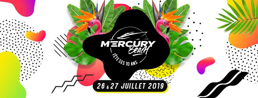 Mercury Beach 2019