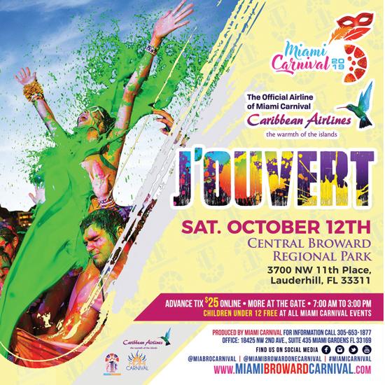 Miami Carnival J