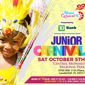 Miami Carnival Junior Parade 2019