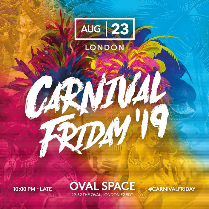 Notting Hill Carnival 2019 Starter :: TriniJungleJuice