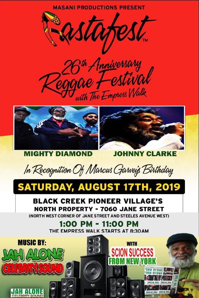 Rastafest Reggae Festival