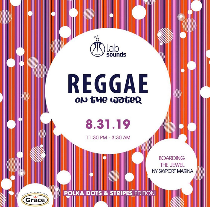 Reggae on the Water (Polka Dots & Stripes Edition)
