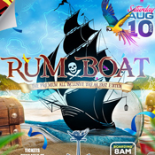 Rum Boat 'The Premium Breakfast All Inclusive Edition'