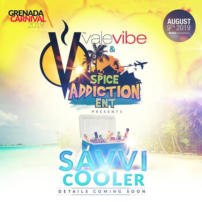 SAVVI - Cooler Fete Edition