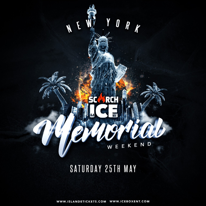 Scorch + Ice Memorial Saturday 2019