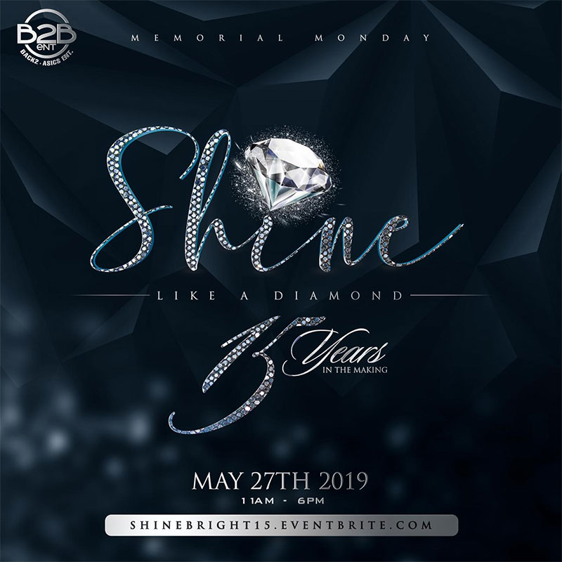Shine 2019 - Shine Bright Like A Diamond