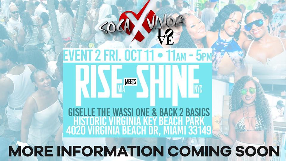 Socavivor: Rise Meets Shine | Event 2