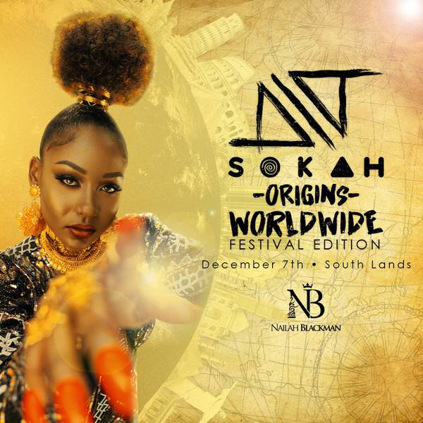 Sokah Origins 2019 WORLDWIDE: Festival Edition