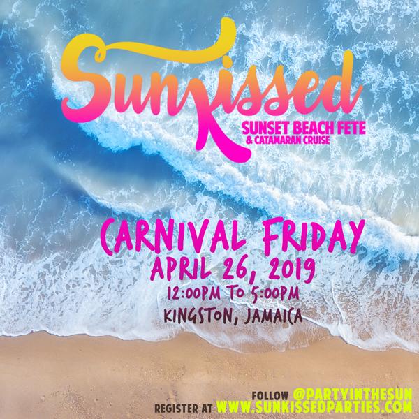 SunKissed | The Sunset Beach Fete & Catamaran Cruise