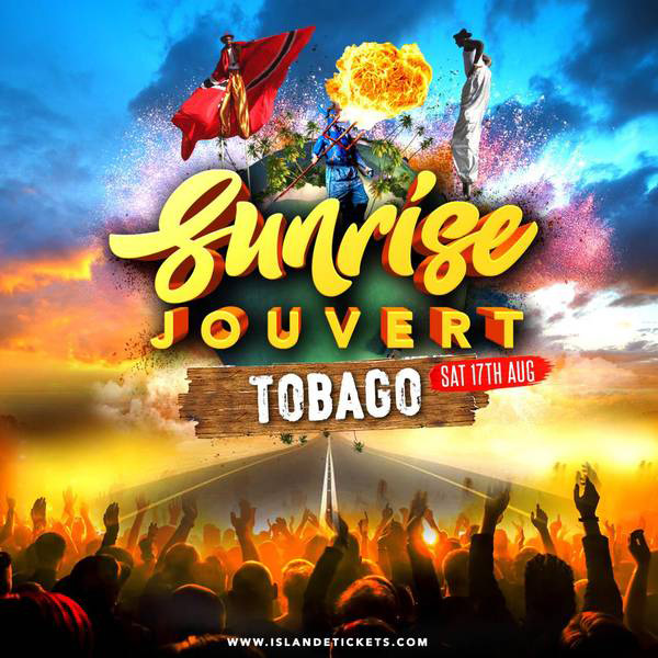 Sunrise Jouvert Tobago
