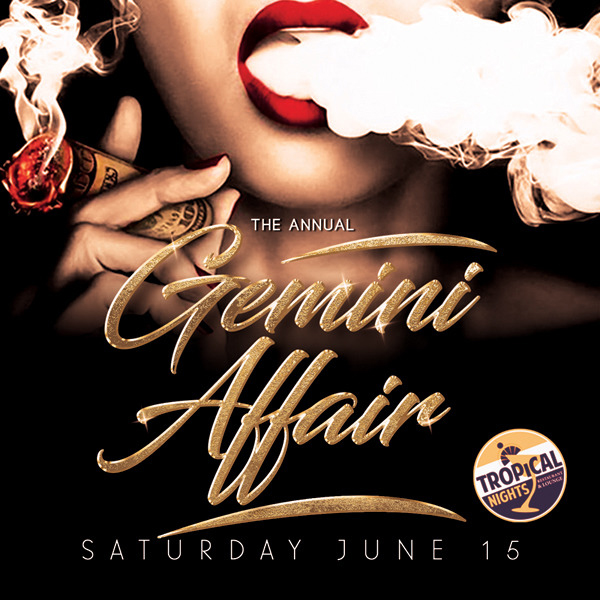 The Annual Gemini Affair