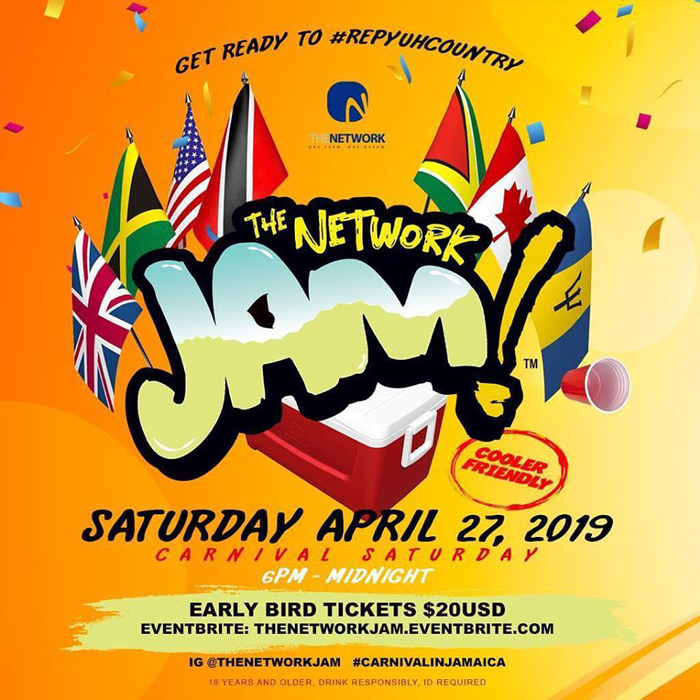 The Network Jam!