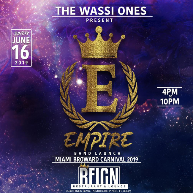 """The Wassi Ones Band Launch 2019 """"EMPIRE"""""""