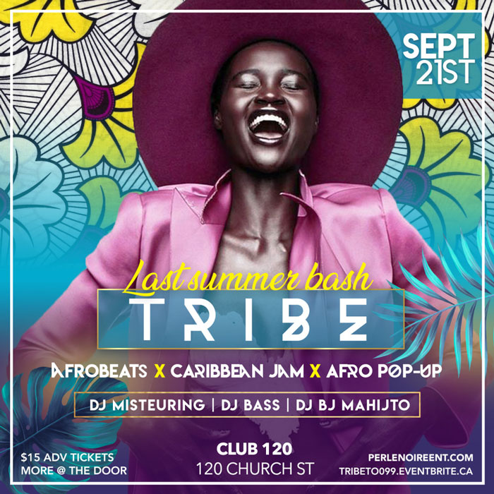 TRIBE - Last Summer Bash