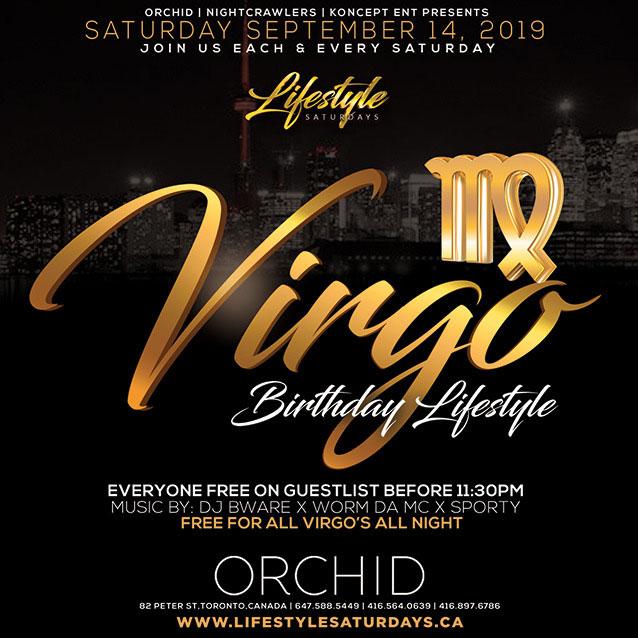 Virgo Birthday Lifestyle