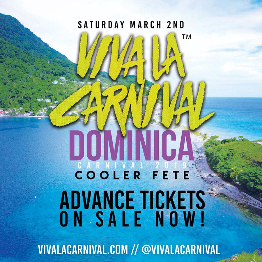 Viva La Carnival Dominica