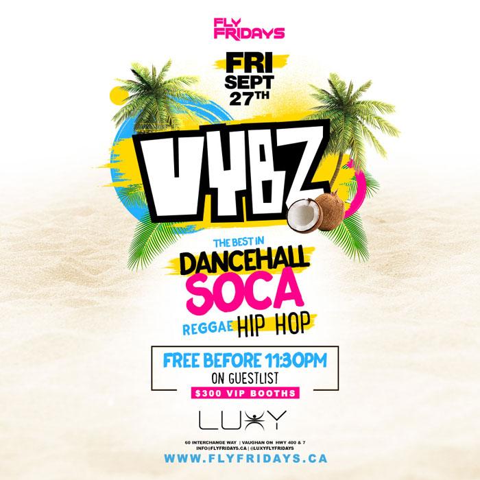 "VYBZ - ""The Best In Dancehall | Soca | Reggae | Hip Hop"""