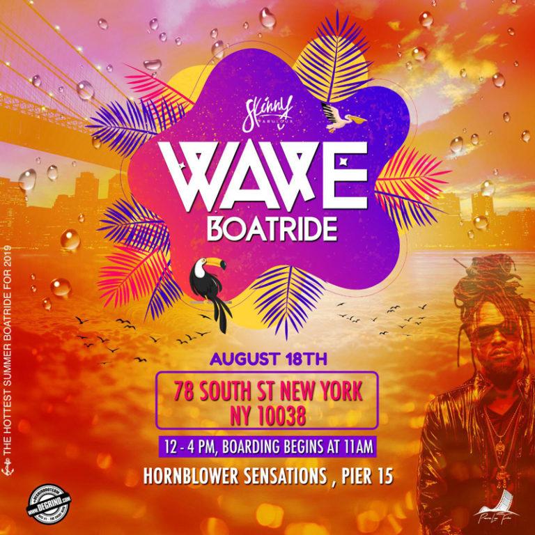 Wave Boatride