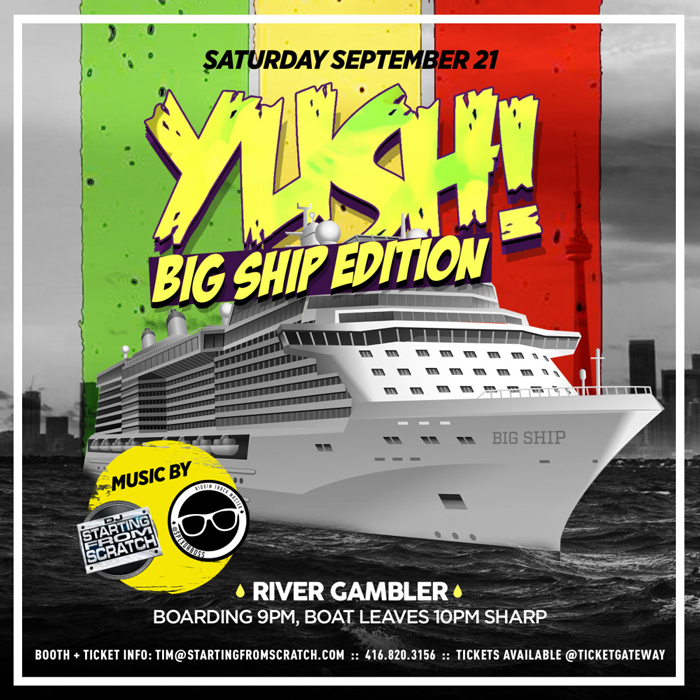 Yush! - Big Ship Edition