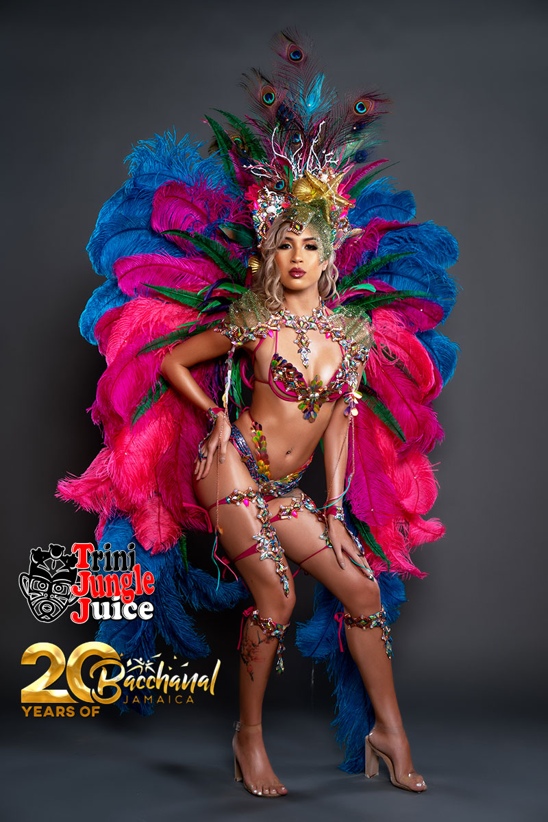 Bacchanal Jamaica 2020 - Play Mas with Trini Jungle Juice