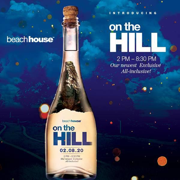 Beach House on the Hill
