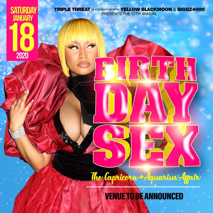 Birthday Sex 2020