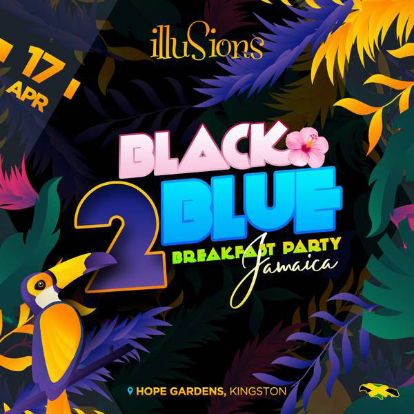Black 2 Blue Jamaica