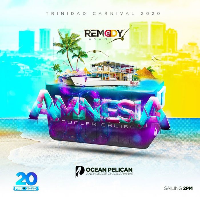 Amnesia Cooler Cruise