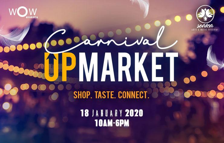 Carnival Upmarket (Soaka Arts & Music Festival - Day 2)