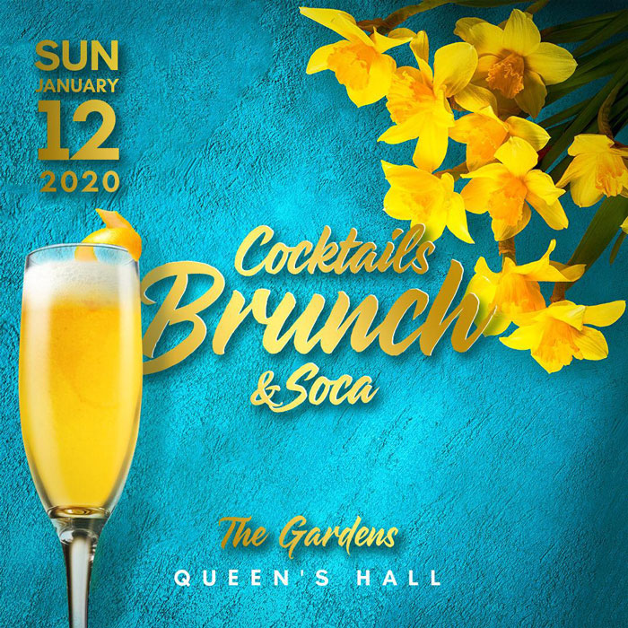 Cocktails, Brunch & Soca