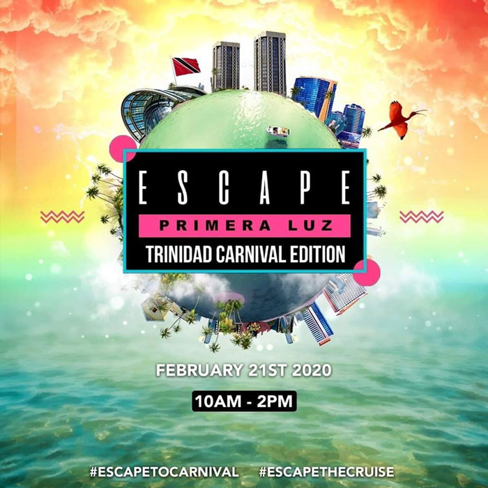 Escape The Cruise - Trinidad Carnival Edition
