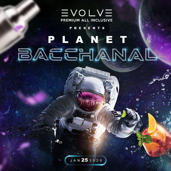 Evolve Premium All Inclusive - Planet Bacchanal