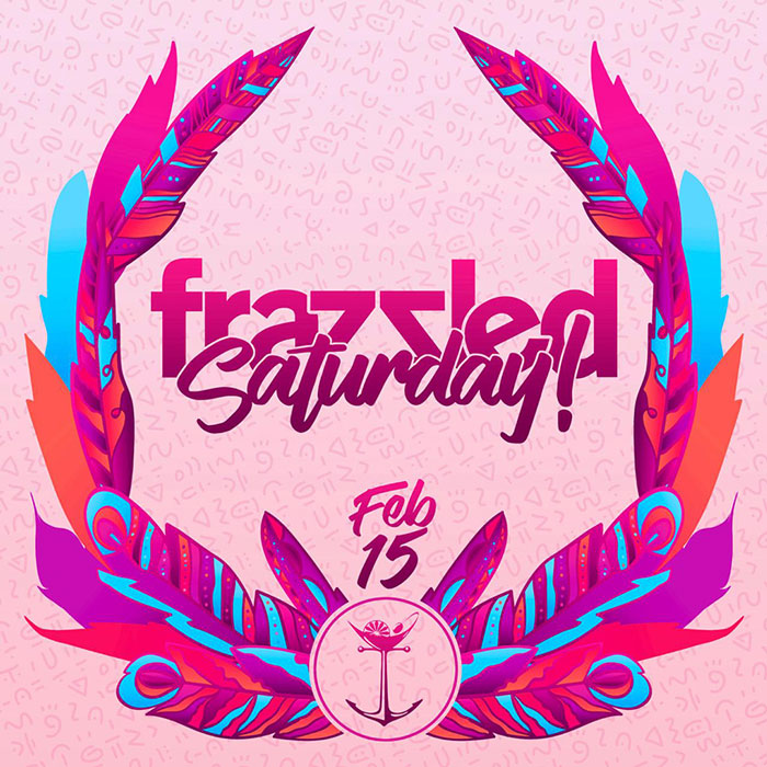 Frazzled Saturday - The Ultimate Carnival Cooler Cruise
