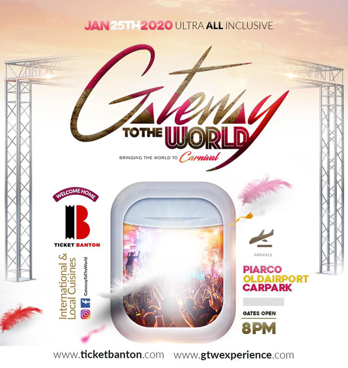 Gateway to the World - Ultra All Inclusive