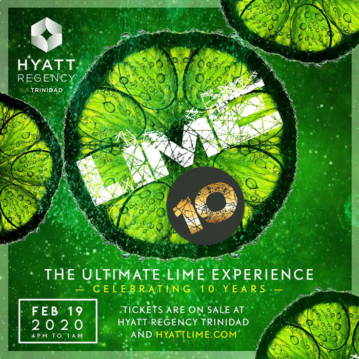 Hyatt LIME - The Ultimate Lime Experience