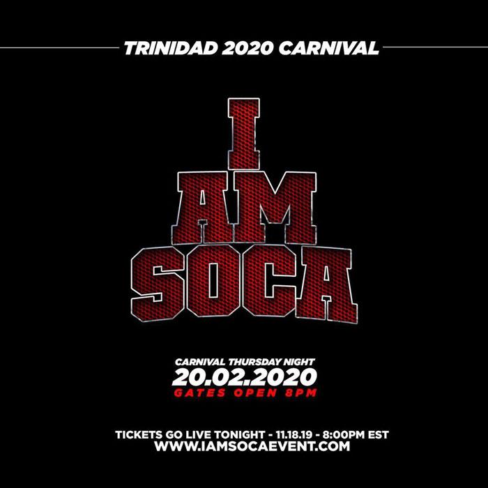 I Am Soca Trinidad