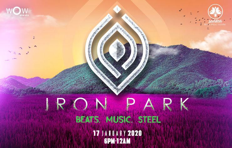Iron Park (Soaka Arts & Music Festival - Day 1)