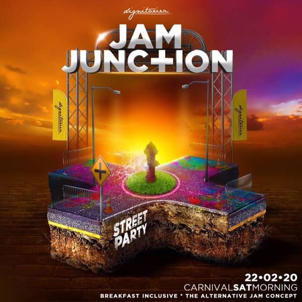 JAM JUNC+ION