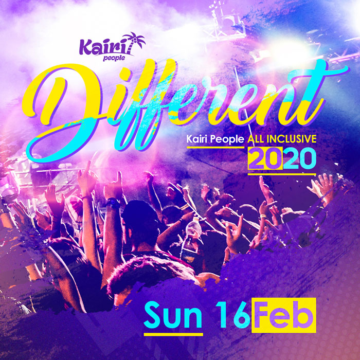 Kairi People Different - All Inclusive
