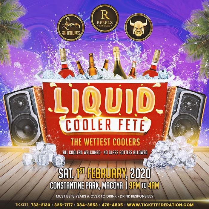 Liquid Cooler Fete