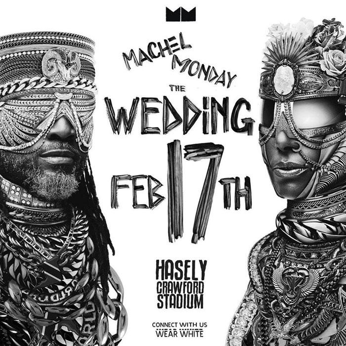 Machel Monday 2020 - The Wedding