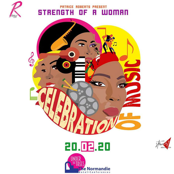 Patrice Roberts - Strength of a Woman II