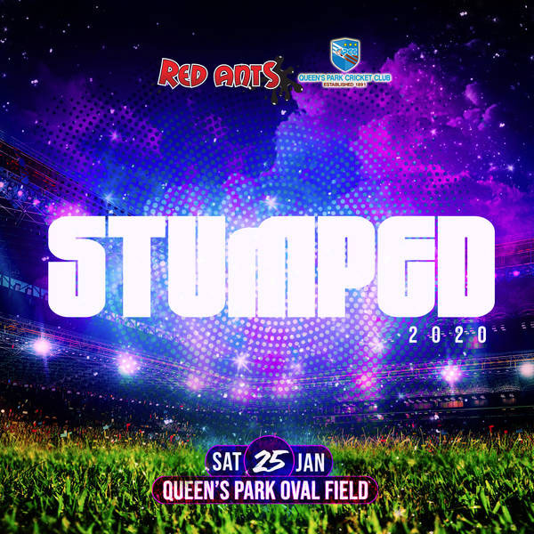 Red Ants & QPCC Stumped Cooler Fete