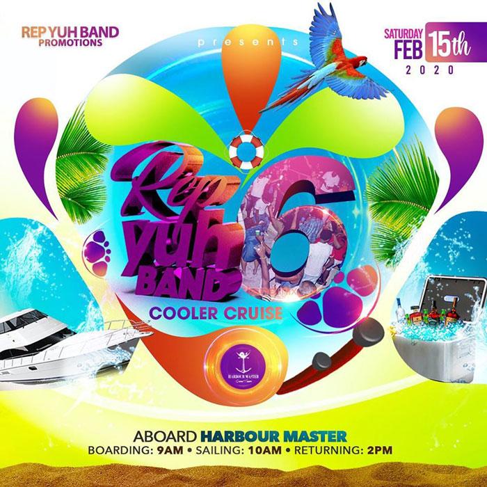 Rep Yuh Band 6 Cooler Cruise