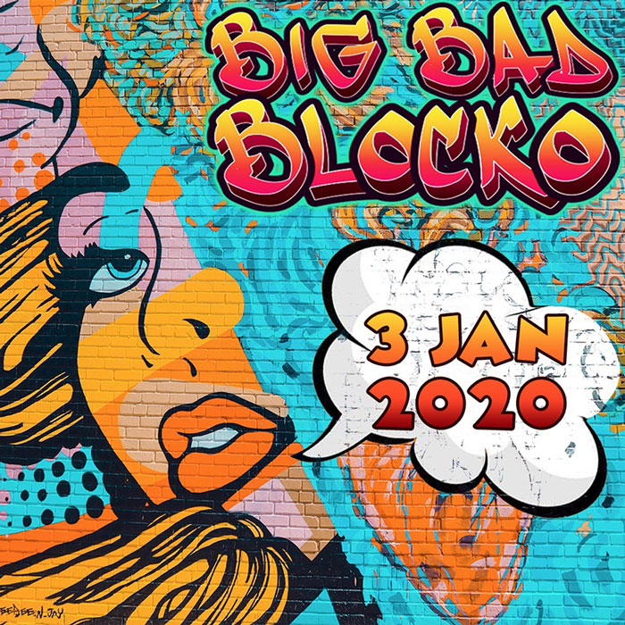 "Rome ""Big Bad Block-O"""