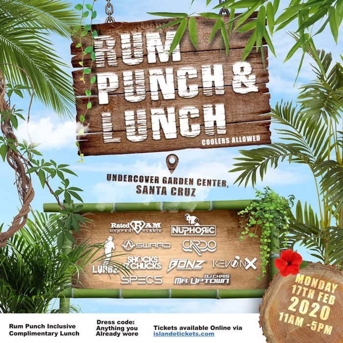 Rum Punch & Lunch