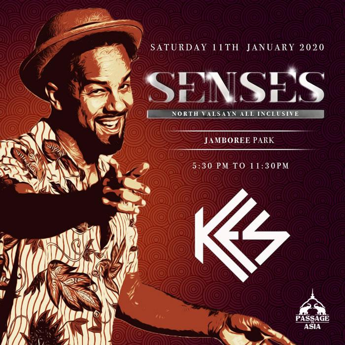 Senses - Passage to Asia