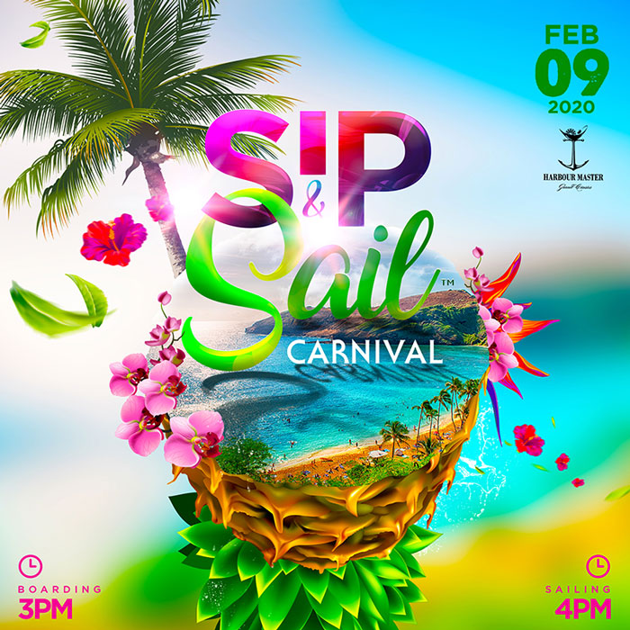 Sip & Sail Carnival Cooler Cruise
